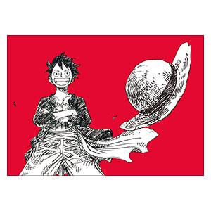 One Piece. Размер: 70 х 50 см